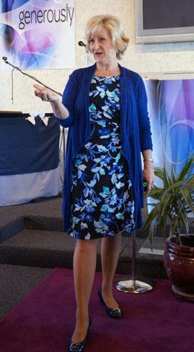 Sheryl Roush, Business Communications Speaker