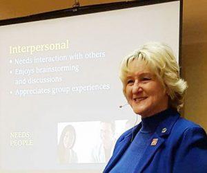 Business Trainer, Sheryl Roush