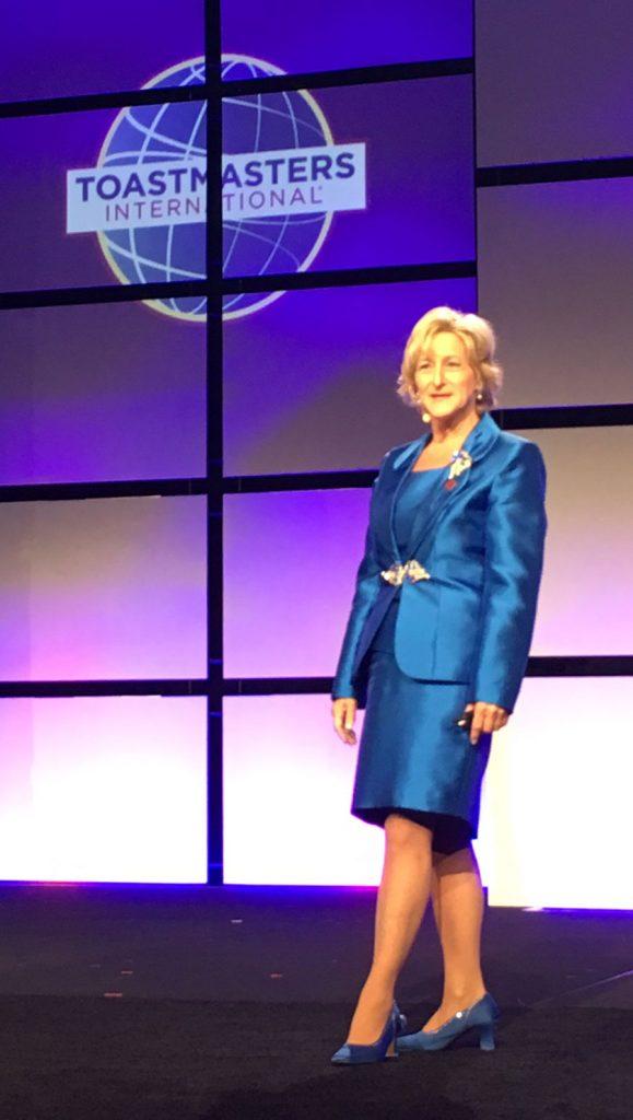 Accredited Speaker, Sheryl Roush