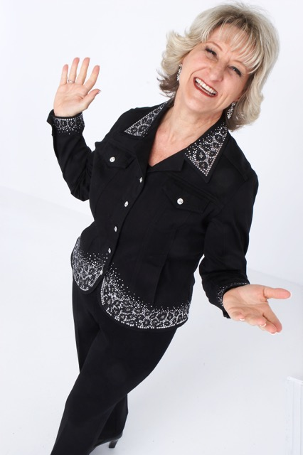 Energetic Professional Speaker, Sheryl Roush, used to be very shy!
