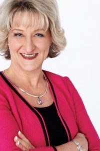 Conference Keynote Speaker, Sheryl Roush