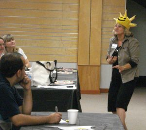 Sheryl Roush, Southern California Speaker