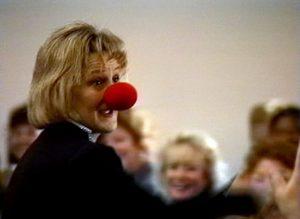 Entertaining Female Speaker, Sheryl Roush