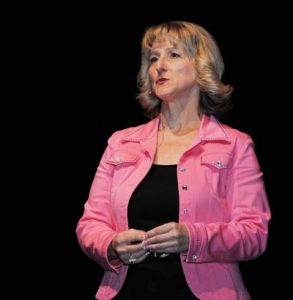Business Communications Speaker, Sheryl Roush