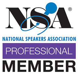 National Speakers Association / Professional Member