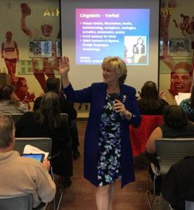 Sheryl Roush, Professional Speaker & Coach