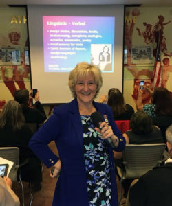 Sheryl Roush, Professional Speaker & Coach